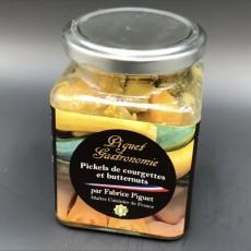Pickles Courgette et Butternut